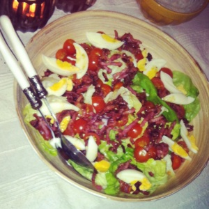 salade a la loetje