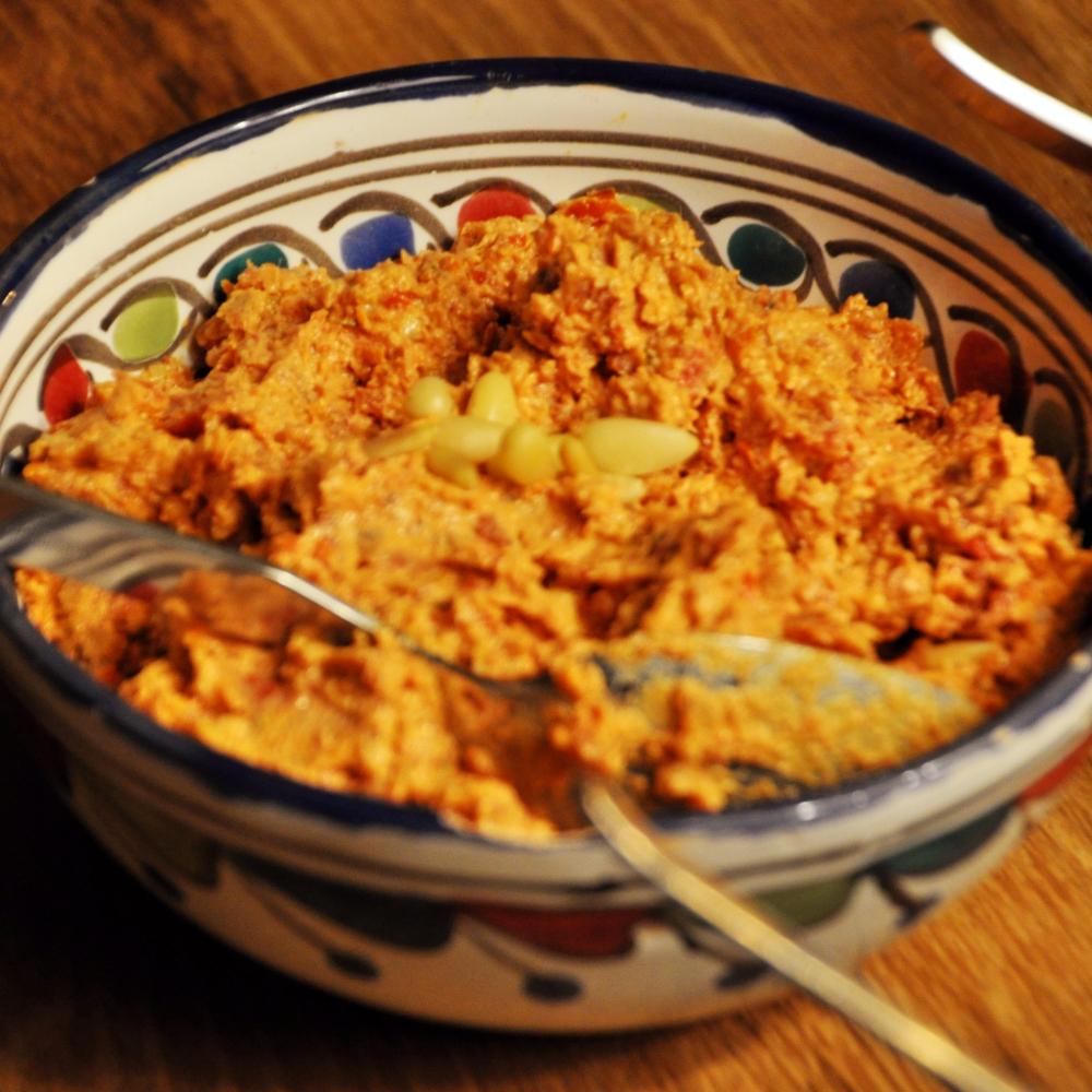 Drie_heerlijke_smeersels_geitenkaas_zoongedroogde_tomaten
