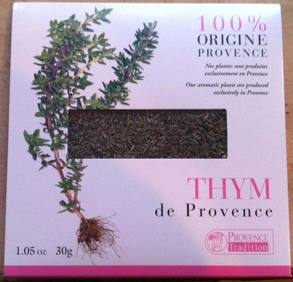 """Dit is een van de bekendste Provençaalse kruiden. Tijm of """" Farigoule"""" past perfect bijou gegrild vlees, stoofschotels en eenpansmaaltijden."""