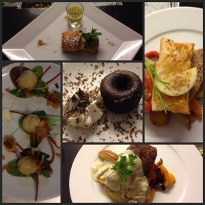 Collage bistro zuid